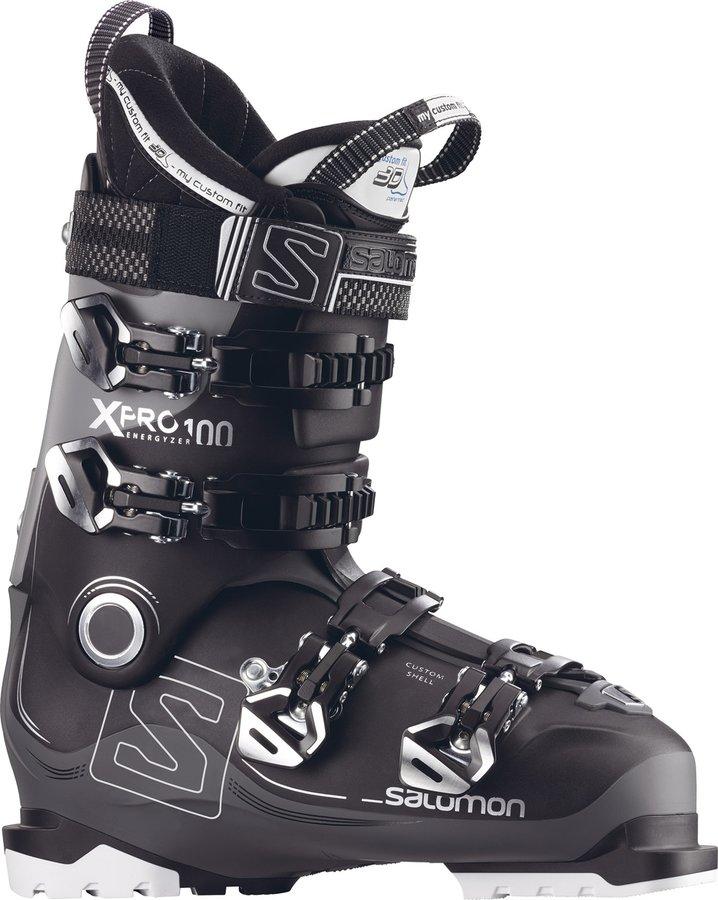 Pánské lyžařské boty Salomon - velikost vnitřní stélky 30 cm