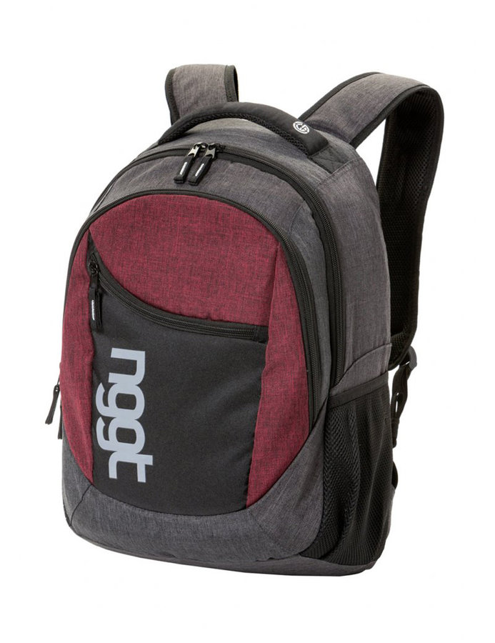 Batoh - Nugget Rapid 2 Backpack A - Heather Grey, Heather Red Velikost: JEDNOTNÁ VELIKOST