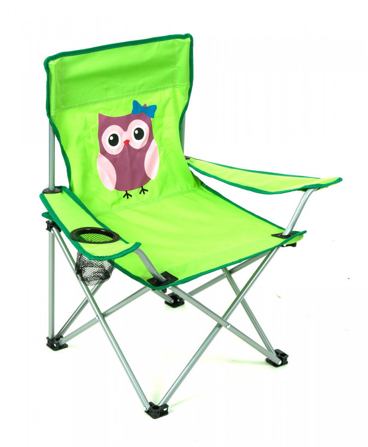 Kempingová židle - Dětská židle Zulu Owl