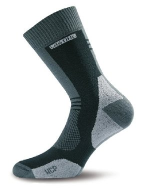 Černé hokejové ponožky HCP, Lasting - velikost M