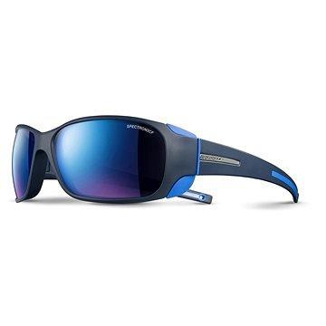 Modré cyklistické brýle Julbo