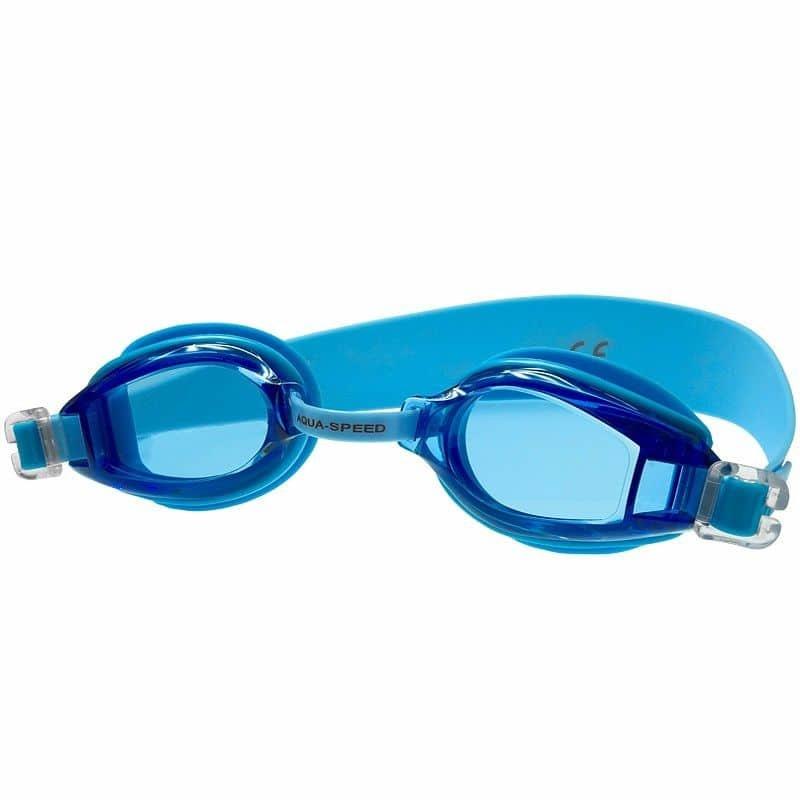 Modré dětské plavecké brýle Accent, Aqua-Speed
