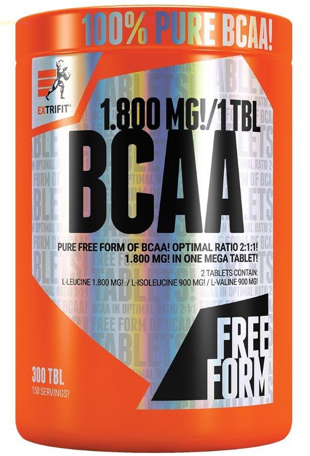 BCAA Extrifit - 300 ks