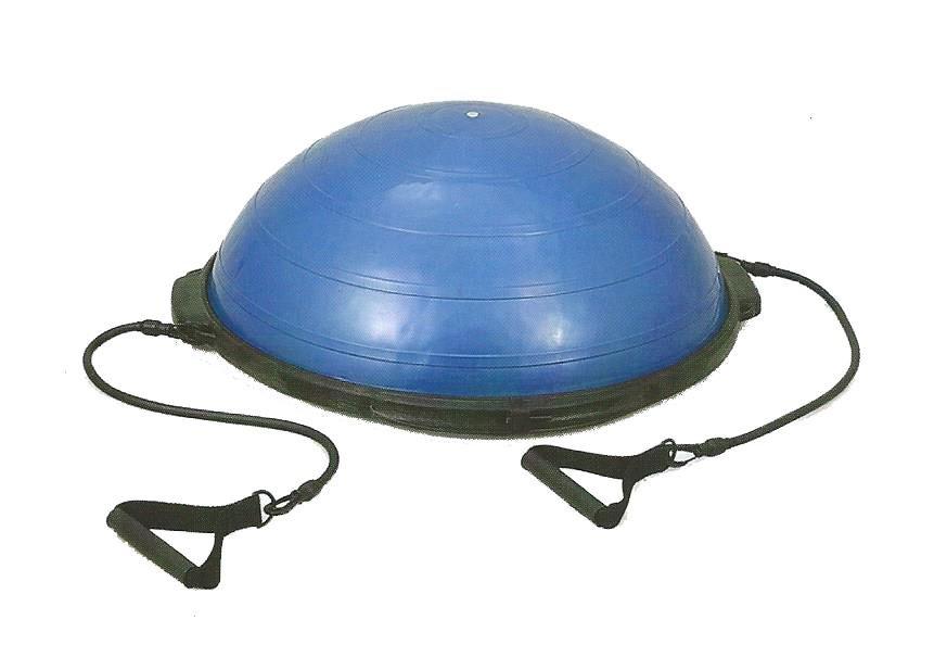 Modrá balanční podložka s gumovými expandéry Sedco