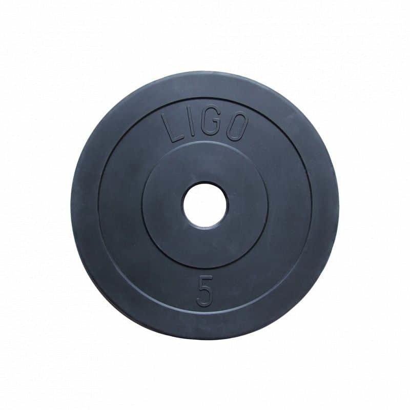 Kotouč na činky Ligo - 5 kg
