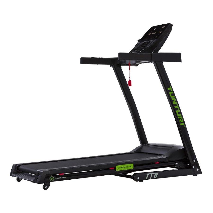 Běžecký pás T10 Treadmill Competence, Tunturi - nosnost 110 kg