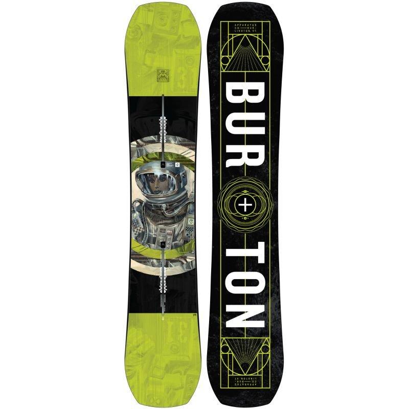 Snowboard bez vázání Burton - délka 158 cm