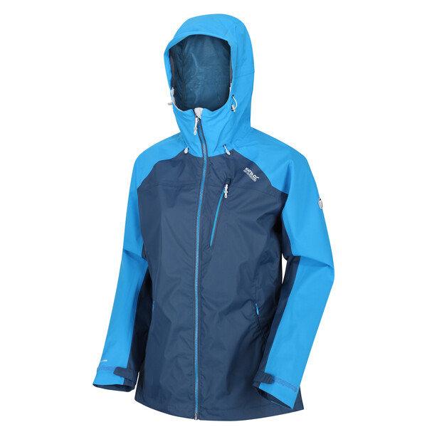 Modrá dámská turistická bunda Regatta