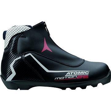 Černé pánské boty na běžky Atomic - velikost 45 EU