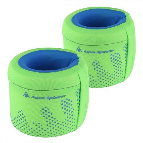 Zelené dětské nafukovací plavecké rukávky Arm Floats, Michael Phelps