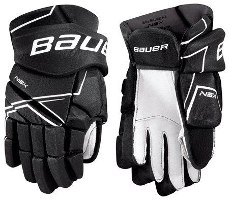 Hokejové rukavice - senior NSX, Bauer