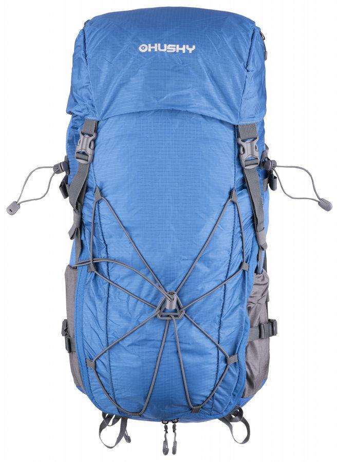 Modrý batoh Husky - objem 40 l