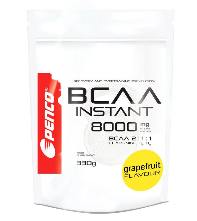BCAA - Penco BCAA Instant 8000 330 g grapefruit