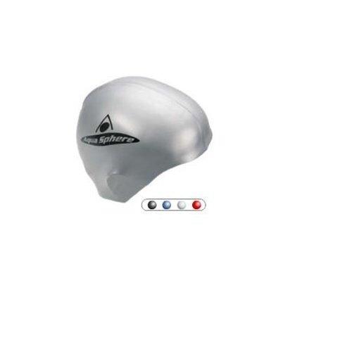 Stříbrná dámská nebo pánská plavecká čepice Classic, Aqua Sphere