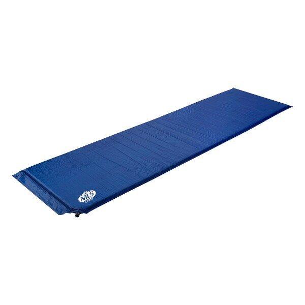 Modrá samonafukovací karimatka NILS CAMP - tloušťka 2,5 cm