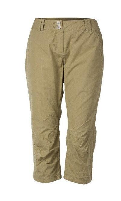 Béžové dámské kalhoty NorthFinder
