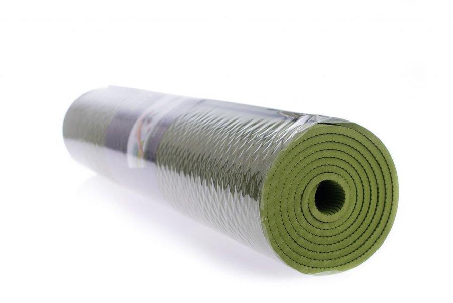 Zelená podložka na cvičení EUPROMED