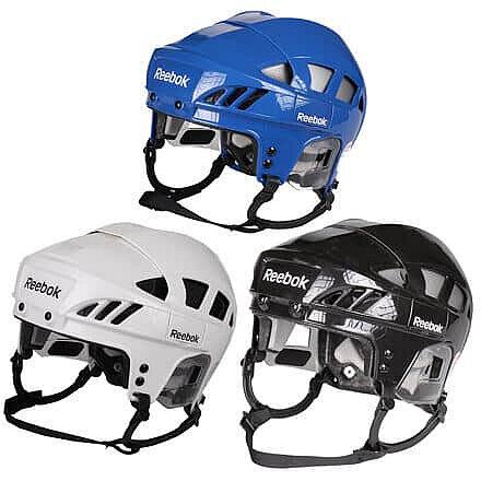 Hokejová helma - 7K hokejová helma barva: bílá;velikost oblečení: S