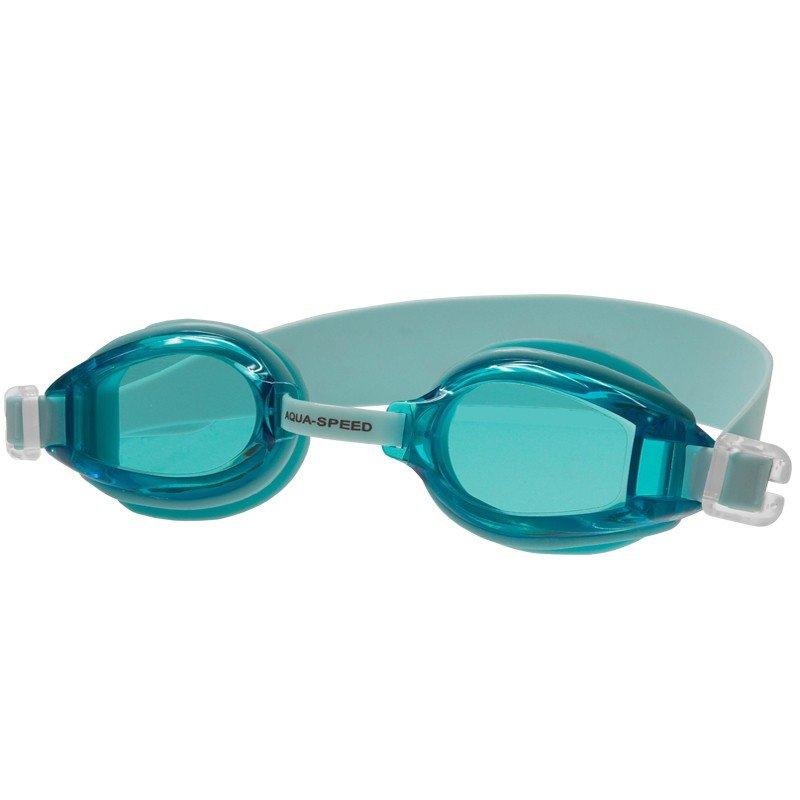 Modré dětské chlapecké nebo dívčí plavecké brýle Accent, Aqua-Speed