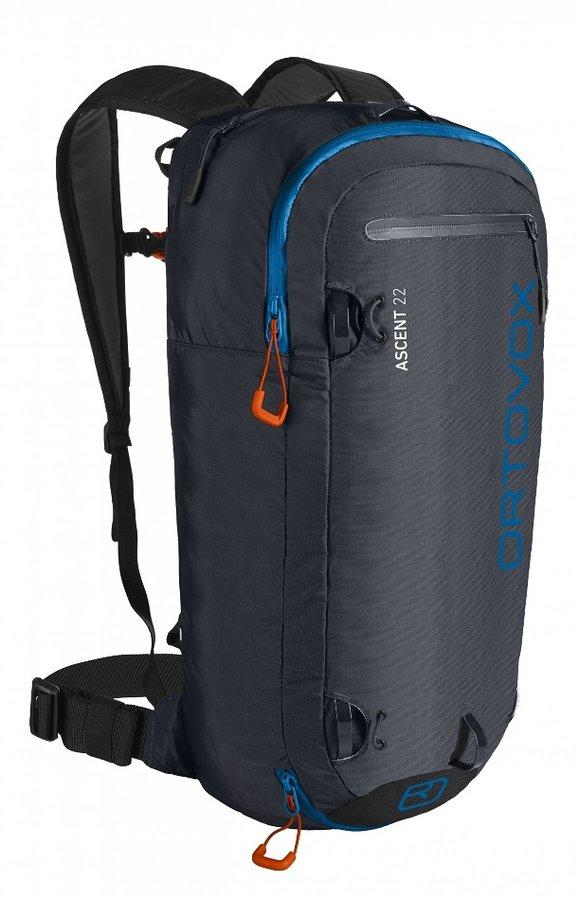Černý turistický batoh Ortovox - objem 22 l