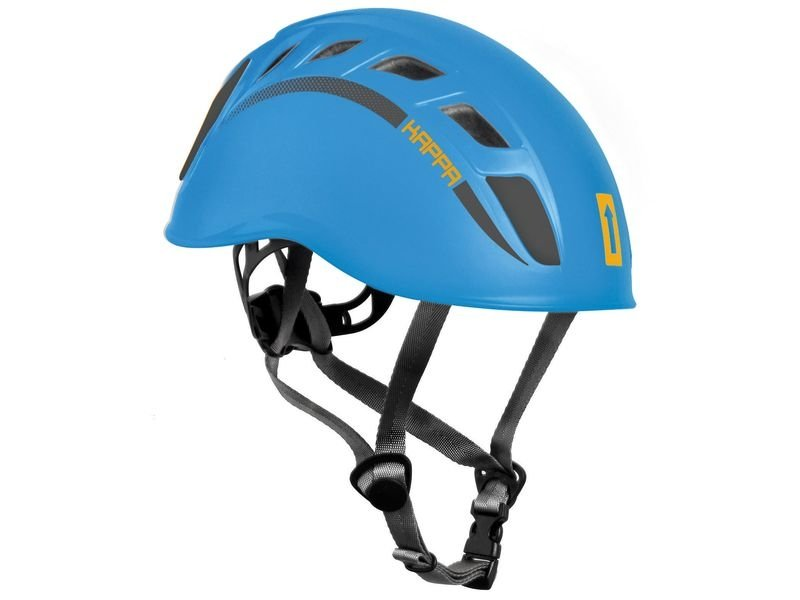 Horolezecká helma - Singing Rock Kappa - šedá barva
