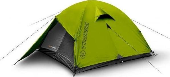 Stan - Trimm Frontier-D lime green / grey