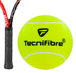 Tenisový míček Giant Tennis Promo Ball, Tecnifibre - 1 ks