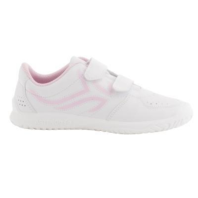 Bílé tenisové boty - obuv TS 100, Artengo