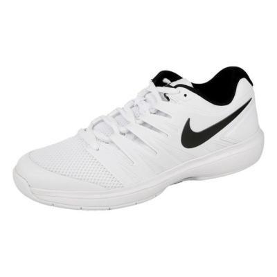 Bílá tenisová obuv Zoom Prestige, Nike