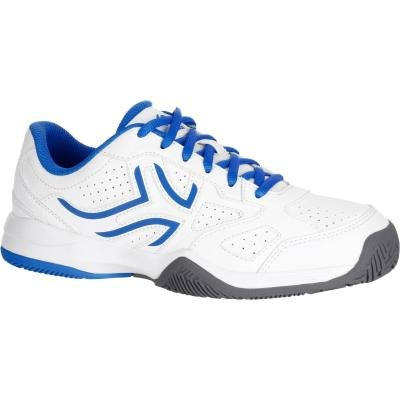 Bílé pánské tenisové boty - obuv TS 830, Artengo - velikost 38