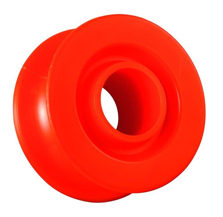 Červená kladka Petzl