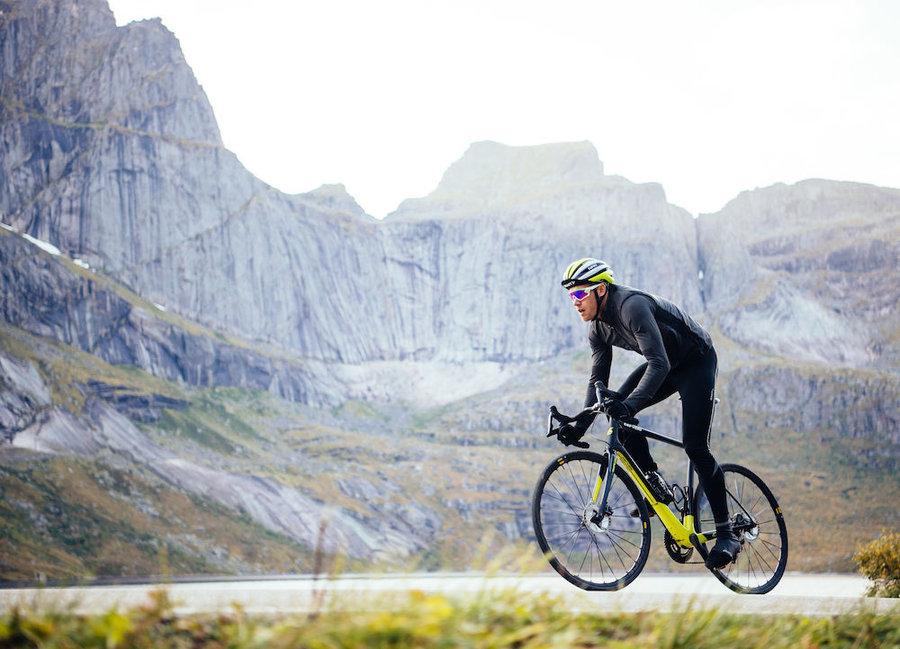 Černá pánská cyklistická vesta Craft - velikost M
