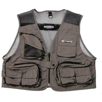 Rybářská vesta - Ron Thompson Mesh Lite Fly Vest Stone (RYB631NAD)