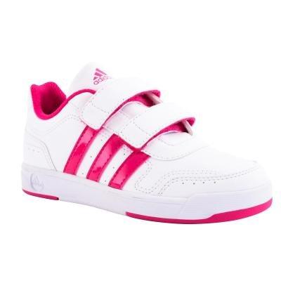 Bílá tenisová obuv NEWCOURT, Adidas