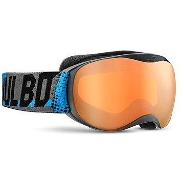 Modro-šedé dětské lyžařské brýle Atomic