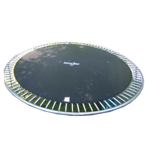 Černá odrazová plocha na trampolínu Masterjump - průměr 365 cm