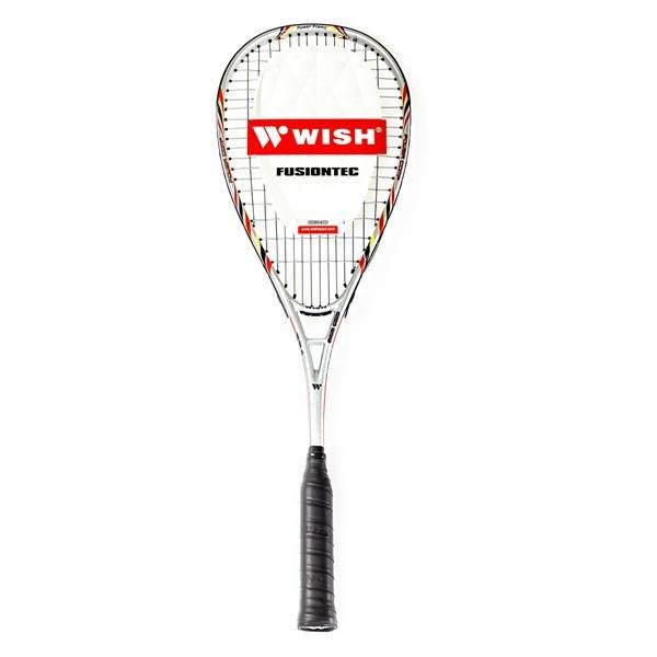 Červená raketa na squash Alumtec, Wish
