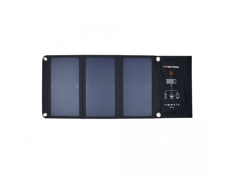 Solární nabíječka Sol Catcher SC21, Coelsol
