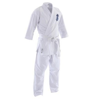 Bílé kimono na karate Outshock