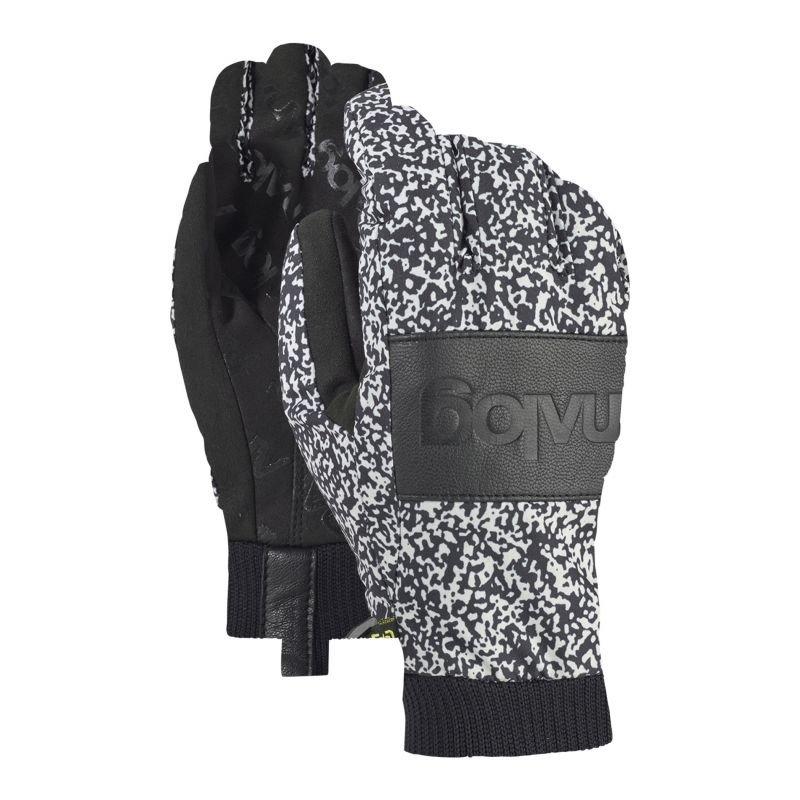Černé zimní rukavice Analog - velikost XL