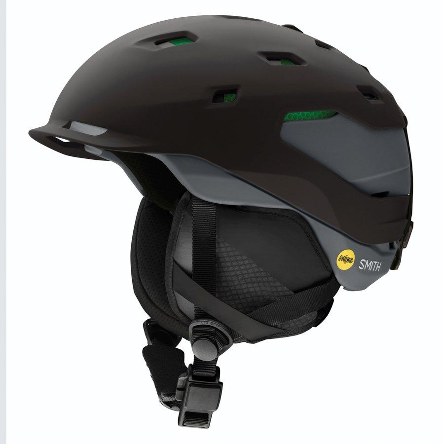 Černá pánská helma na snowboard Smith - velikost 59-63 cm