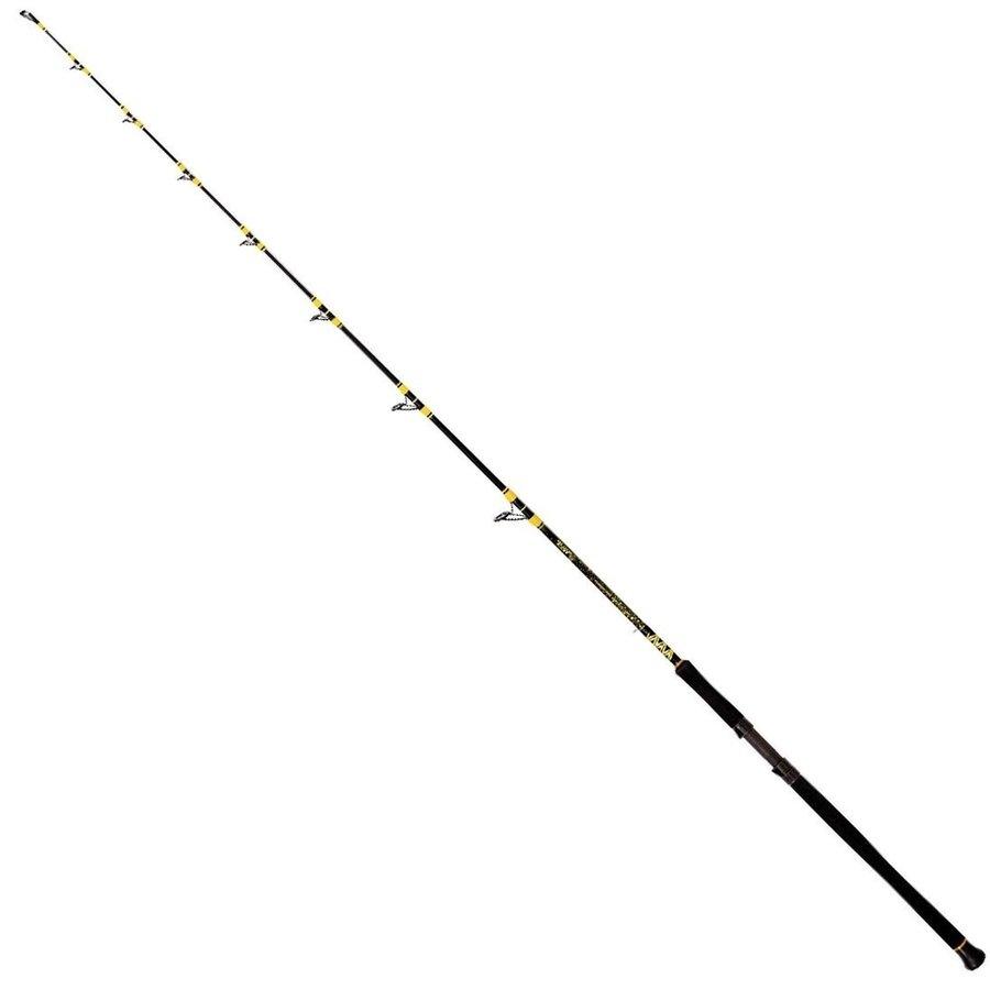 Mořský prut Black Cat - délka 180 cm