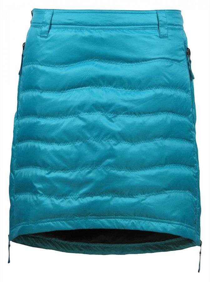 Modrá dámská sukně na běžky Skhoop - velikost S