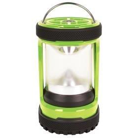 Černo-zelená kempingová lampa Coleman