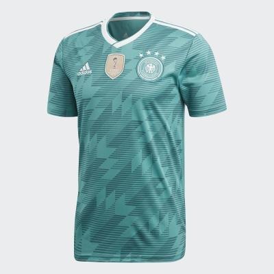 """Zelený fotbalový dres """"Německá reprezentace"""", Adidas"""