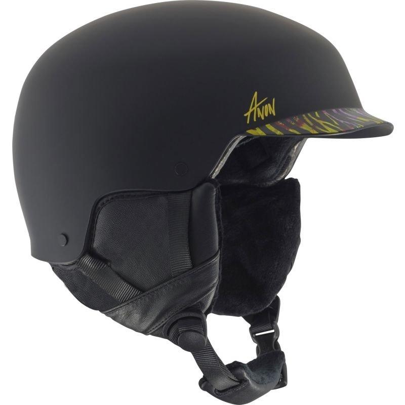 Černá dámská lyžařská helma Anon - velikost XS