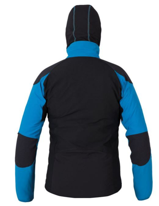 Černá softshellová pánská bunda Direct Alpine - velikost S