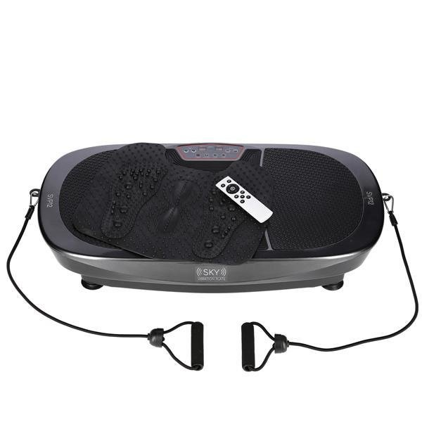 Vibrační plošina s gumovými expandéry SVP12, SKY - nosnost 150 kg