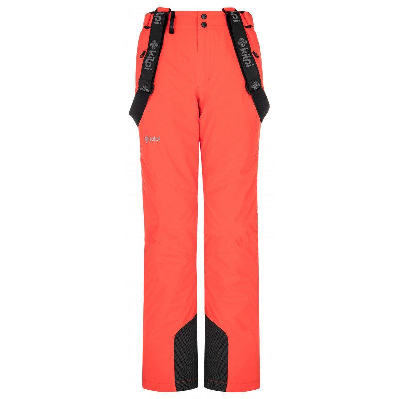 Oranžové dámské lyžařské kalhoty Kilpi
