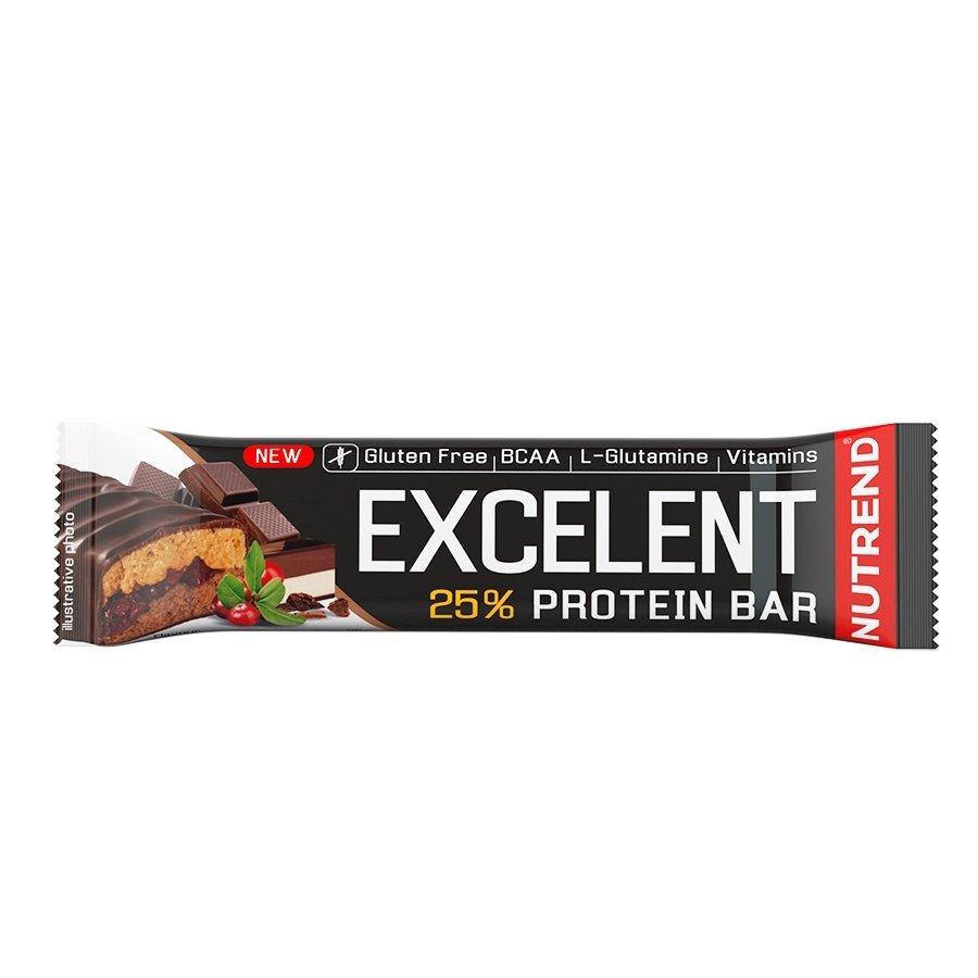 Proteinová tyčinka Excelent Bar Double, Nutrend - 85 g